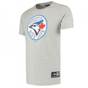 Toronto Blue Jays Prism T-Shirt - Grey - Mens