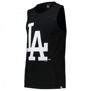 Los Angeles Dodgers Prism Vest - Black - Mens