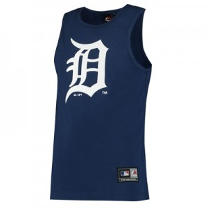 Detroit Tigers Prism Vest - Navy - Mens