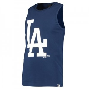Los Angeles Dodgers Prism Vest - Navy - Mens