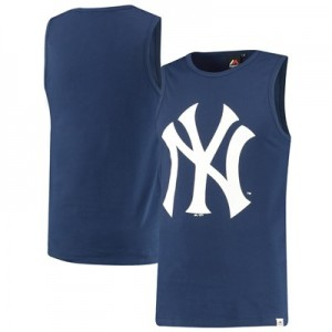 New York Yankees Prism Vest - Navy - Mens