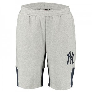 MLB Otable Fleece Short - Grey Marl  - Mens