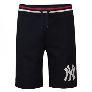 New York Yankees Tipped Short - Navy - Mens