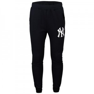New York Yankees Slim Joggers - Navy - Mens