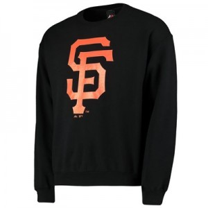 San Francisco Giants Sweatshirt - Black - Mens