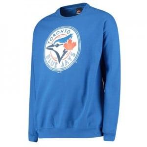 Toronto Blue Jays Sweatshirt - Blue - Mens