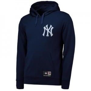 New York Yankees Rishop Hoody - Navy - Mens