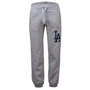 Los Angeles Dodgers Fleece Joggers - Grey - Mens
