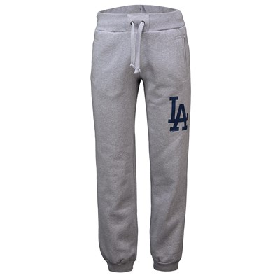 Los Angeles Dodgers Fleece Joggers - Grey - Mens