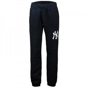 New York Yankees Fleece Jogger - Navy - Mens
