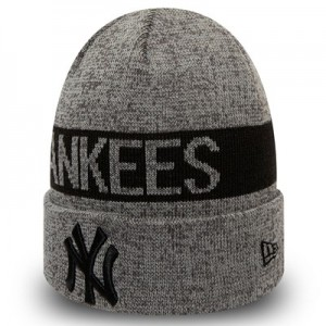 New York Yankees Marl Cuff Knit