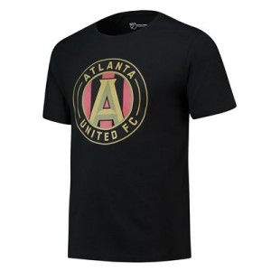 Atlanta United Core T Shirt - Black - Mens