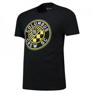 Columbus Crew Core T Shirt - Black - Mens