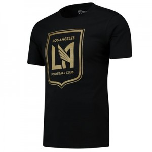Los Angeles FC Core T Shirt - Black - Mens