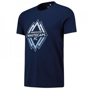 Vancouver Whitecaps Core T Shirt - Navy - Mens