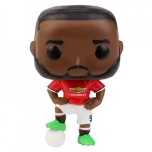 Manchester United Romelu Lukaku Pop Vinyl Collectible Figure