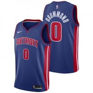 Detroit Pistons Nike Icon Swingman Jersey - Andre Drummond - Mens