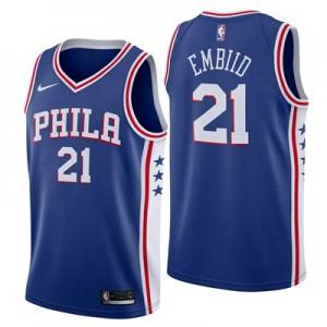 Philadelphia 76ers Nike Icon Swingman Jersey - Joel Embiid - Mens