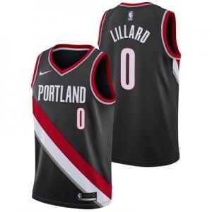 Portland Trail Blazers Nike Icon Swingman Jersey - Damian Lillard - Mens