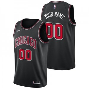 Nike Chicago Bulls Nike Statement Swingman Jersey - Custom - Mens Chicago Bulls Nike Statement Swingman Jersey - Custom - Mens