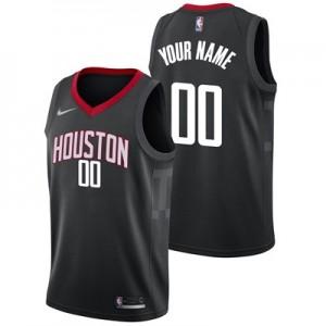 Nike Houston Rockets Nike Statement Swingman Jersey - Custom - Mens - 2019 Houston Rockets Nike Statement Swingman Jersey - Custom - Mens - 2019