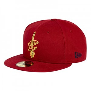 Cleveland Cavaliers New Era Chainstitch 59FIFTY Cap
