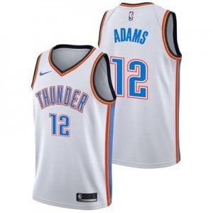 Nike Oklahoma City Thunder Nike Association Swingman Jersey - Steven Adams - Mens Oklahoma City Thunder Nike Association Swingman Jersey - Steven Adams - Mens