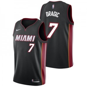 Nike Miami Heat Nike Icon Swingman Jersey - Goran Dragic - Mens Miami Heat Nike Icon Swingman Jersey - Goran Dragic - Mens