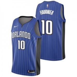 Nike Orlando Magic Nike Icon Swingman Jersey - Evan Fournier - Mens Orlando Magic Nike Icon Swingman Jersey - Evan Fournier - Mens