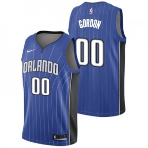 Nike Orlando Magic Nike Icon Swingman Jersey - Aaron Gordon - Mens Orlando Magic Nike Icon Swingman Jersey - Aaron Gordon - Mens