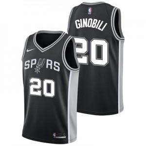 Nike San Antonio Spurs Nike Icon Swingman Jersey - Manu Ginobli - Mens San Antonio Spurs Nike Icon Swingman Jersey - Manu Ginobli - Mens