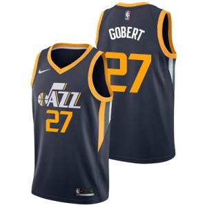 Nike Utah Jazz Nike Icon Swingman Jersey - Rudy Gobert - Mens Utah Jazz Nike Icon Swingman Jersey - Rudy Gobert - Mens