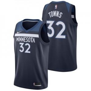 Nike Minnesota Timberwolves Nike Icon Swingman Jersey - Karl-Anthony Towns - Mens Minnesota Timberwolves Nike Icon Swingman Jersey - Karl-Anthony Towns - Mens