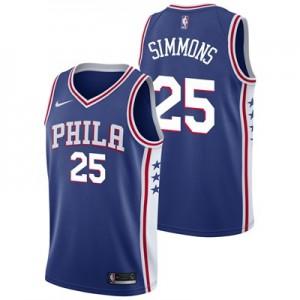 Nike Philadelphia 76ers Nike Icon Swingman Jersey - Ben Simmons - Mens Philadelphia 76ers Nike Icon Swingman Jersey - Ben Simmons - Mens