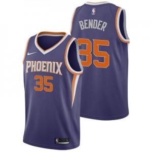 Nike Phoenix Suns Nike Icon Swingman Jersey - Dragan Bender - Mens Phoenix Suns Nike Icon Swingman Jersey - Dragan Bender - Mens