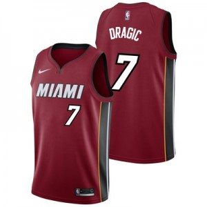 Nike Miami Heat Nike Statement Swingman Jersey - Goran Dragic - Mens Miami Heat Nike Statement Swingman Jersey - Goran Dragic - Mens