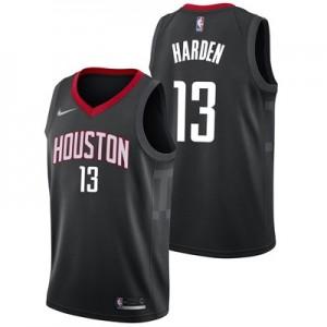 Nike Houston Rockets Nike Statement Swingman Jersey - James Harden - Mens Houston Rockets Nike Statement Swingman Jersey - James Harden - Mens