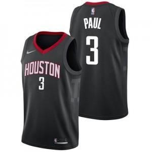 Nike Houston Rockets Nike Statement Swingman Jersey - Chris Paul - Mens Houston Rockets Nike Statement Swingman Jersey - Chris Paul - Mens