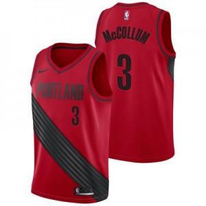 Nike Portland Trail Blazers Nike Statement Swingman Jersey - CJ McCollum - Mens Portland Trail Blazers Nike Statement Swingman Jersey - CJ McCollum - Mens