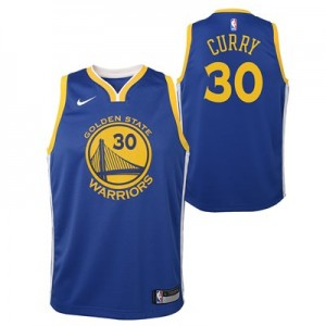 Nike Golden State Warriors Nike Icon Swingman Jersey - Stephen Curry - Youth Golden State Warriors Nike Icon Swingman Jersey - Stephen Curry - Youth