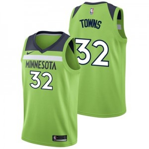 Nike Minnesota Timberwolves Nike Statement Swingman Jersey - Karl-Anthony Towns - Mens Minnesota Timberwolves Nike Statement Swingman Jersey - Karl-Anthony Towns - Mens