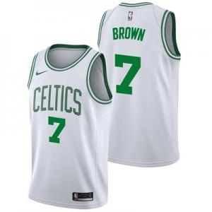 Nike Boston Celtics Nike Association Swingman Jersey - Jaylen Brown - Mens Boston Celtics Nike Association Swingman Jersey - Jaylen Brown - Mens