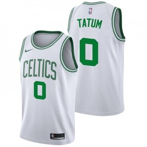 Nike Boston Celtics Nike Association Swingman Jersey - Jayson Tatum - Mens Boston Celtics Nike Association Swingman Jersey - Jayson Tatum - Mens