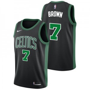 Nike Boston Celtics Nike Statement Swingman Jersey - Jaylen Brown - Mens Boston Celtics Nike Statement Swingman Jersey - Jaylen Brown - Mens