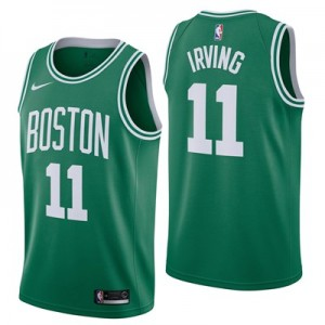 Boston Celtics Nike Icon Swingman Jersey - Kyrie Irving - Mens