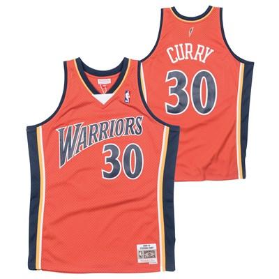 Nike Golden State Warriors Stephen Curry Hardwood Classics Alternate Swingman Jersey - Mens Golden State Warriors Stephen Curry Hardwood Classics Alternate Swingman Jersey - Mens