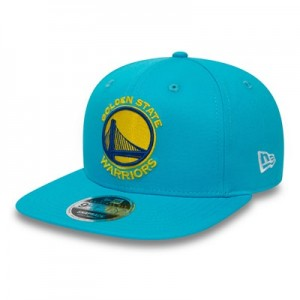 Golden State Warriors New Era Coastal Heat 9FIFTY Cap