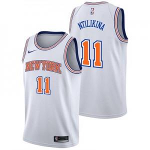 Nike New York Knicks Nike Statement Swingman Jersey - Frank Ntilikina - Mens New York Knicks Nike Statement Swingman Jersey - Frank Ntilikina - Mens