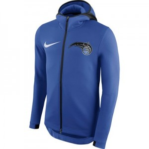 Orlando Magic Nike Therma Flex Showtime Jacket - Game Royal - Mens