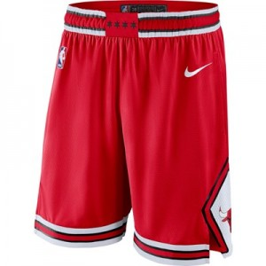 Chicago Bulls Nike Icon Swingman Shorts - Mens